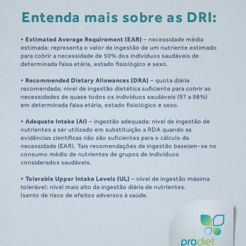 DRI: para prevenir, não para curar
