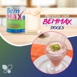 Receitas doces com Bemmax