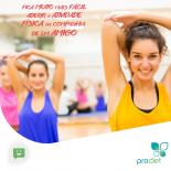 Diabetes e amizade em harmonia através da atividade física