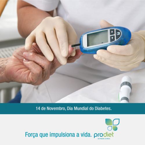 Diabetes: Terapia Nutricional para manter a qualidade de vida