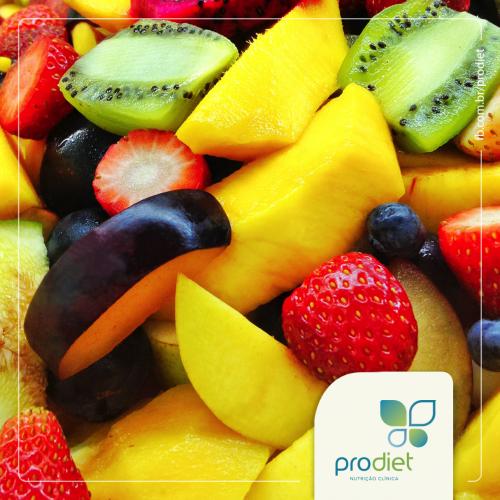 Consumo de frutas X diabetes