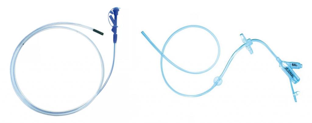complicações no uso de sondas durante a terapia Nutricional