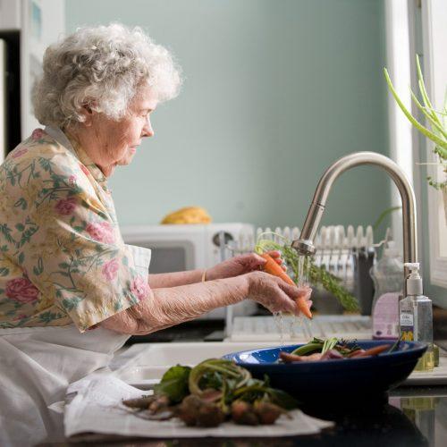 Acompanhamento nutricional em pacientes com Demência