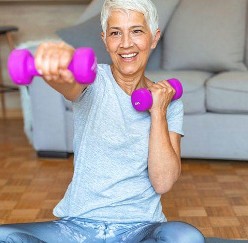 Massa muscular: como ganhar e não perder na terceira idade
