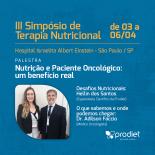 III Simpósio de Terapia Nutricional Albert Einstein