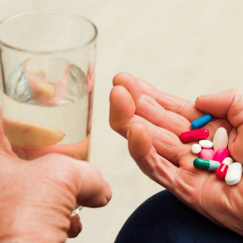 Orientações para uso de medicamentos via sonda