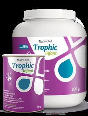 Trophic Infant – 380 g e 800g